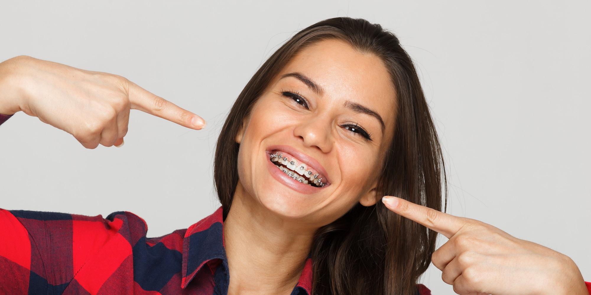 Adult orthodontics Dr Head 2000 1000